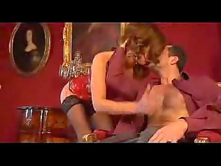 redhead in nylons receives anal sm80