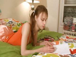 wicked homework of hungry teenager