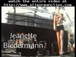 jeanette biedermann in hose german ggg spritzen