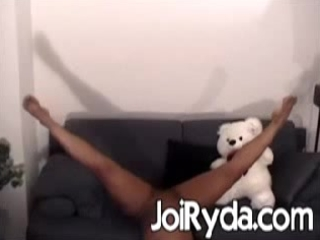 joi ryda - making a teddy bear smile