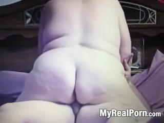 my big beautiful woman riding my pounder