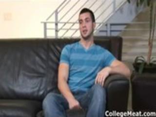 adam marx jerking his super good homosexual