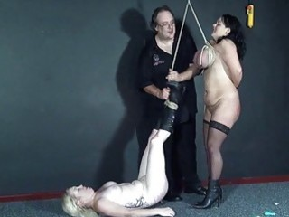 non-professional slavegirls extraordinary needle
