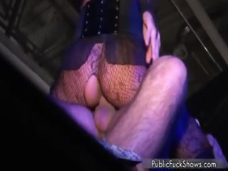 naughty brunette hair doxy goes eager riding part5