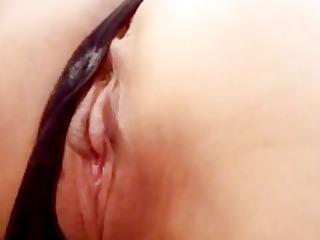 bald slit japanese doxy gives oral-job