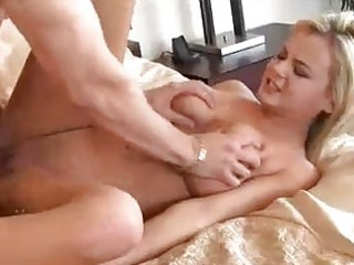 wicked golden-haired bree olson acquires a hard