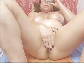 web camera - colombian granny mother i teasing
