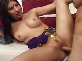 indian getting her taut vagina jammed with pecker